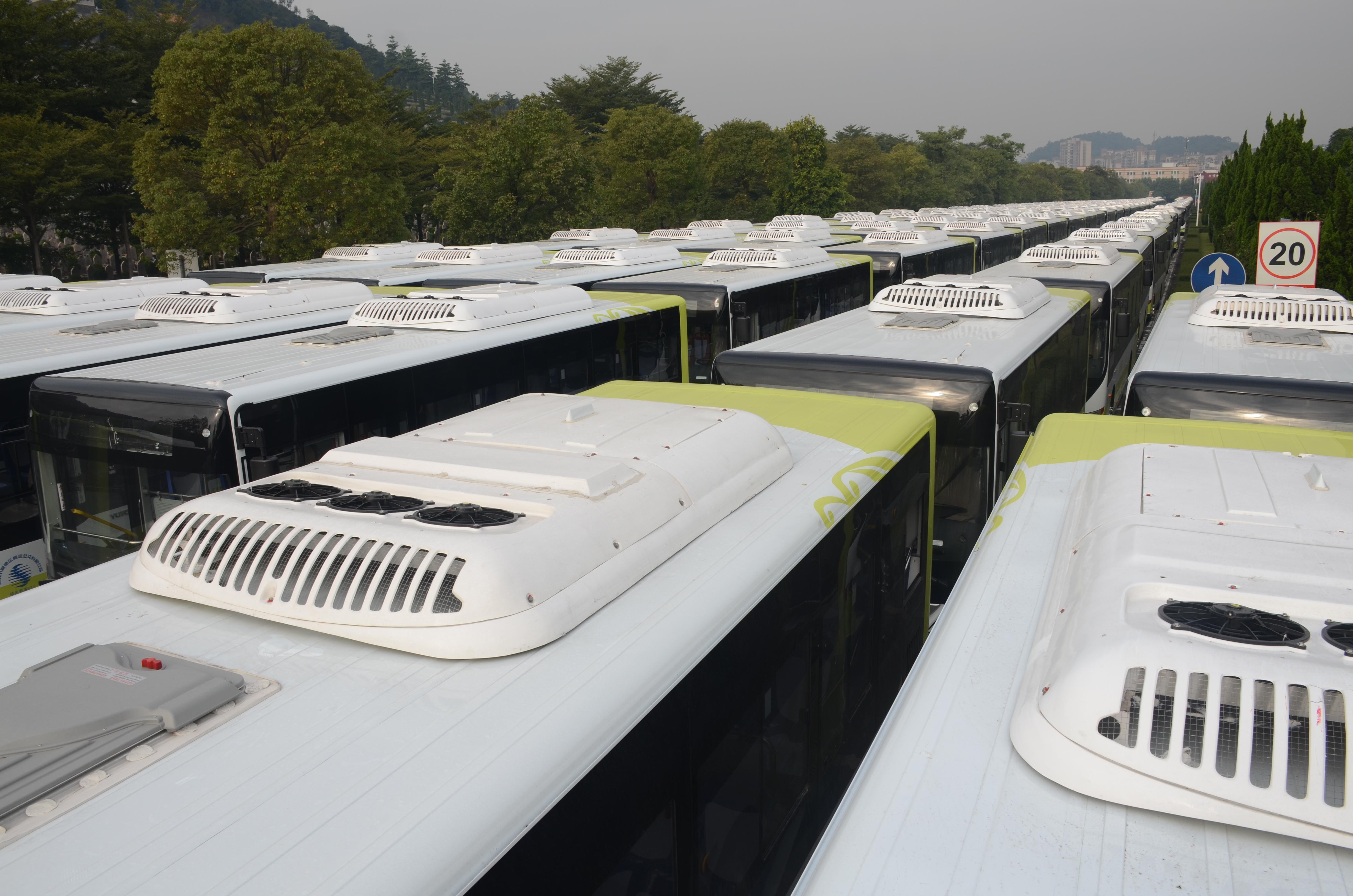 赛威案例:顺汽公交300多台新能源公交车携赛威全系列产品投入运营